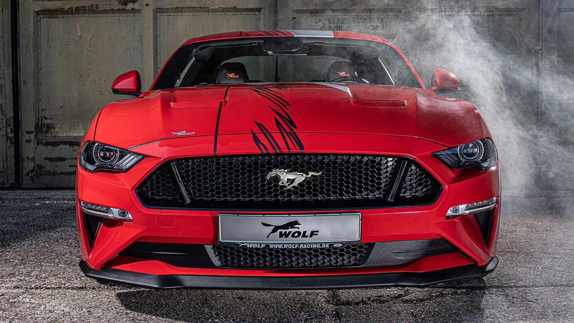 Ford Mustang được nâng cấp với gói độ mạnh mẽ hơn 700 mã lực Ảnh 2