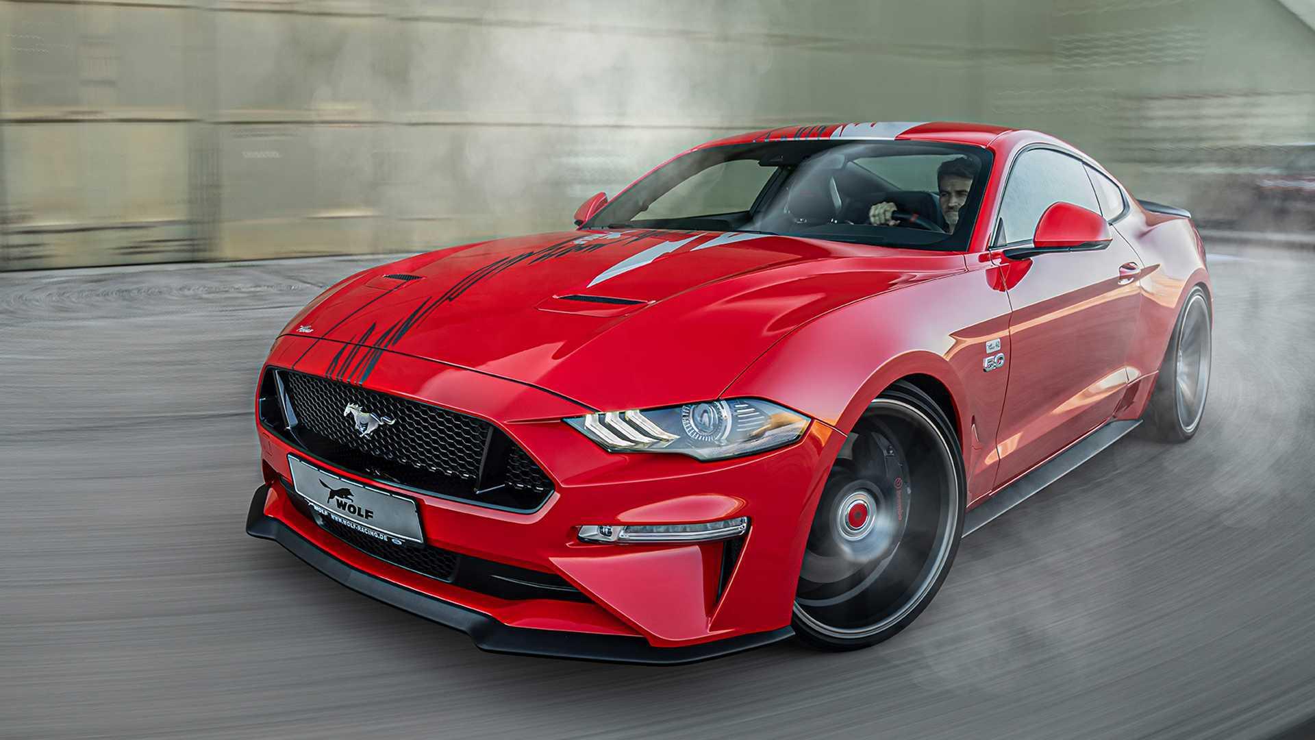 Ford Mustang được nâng cấp với gói độ mạnh mẽ hơn 700 mã lực Ảnh 1