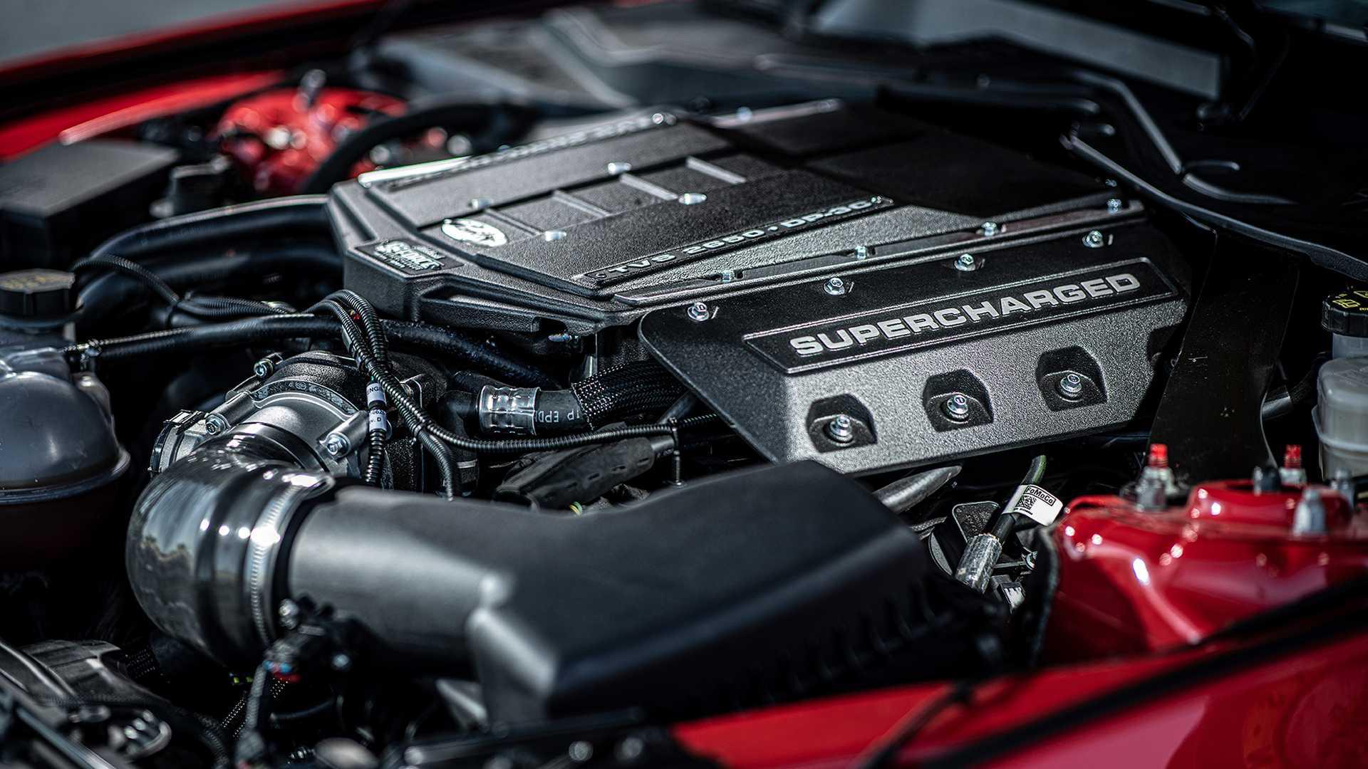 Ford Mustang được nâng cấp với gói độ mạnh mẽ hơn 700 mã lực Ảnh 9
