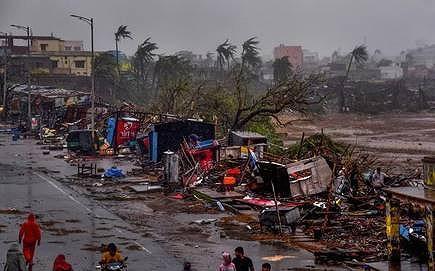 Thời tiết cực đoan hoành hành khắp thế giới nửa đầu năm 2019 Ảnh 14