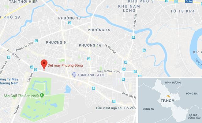 Máy bơm bê tông đứt khỏi xe tải khiến 2 thanh niên tử vong ở Sài Gòn Ảnh 3