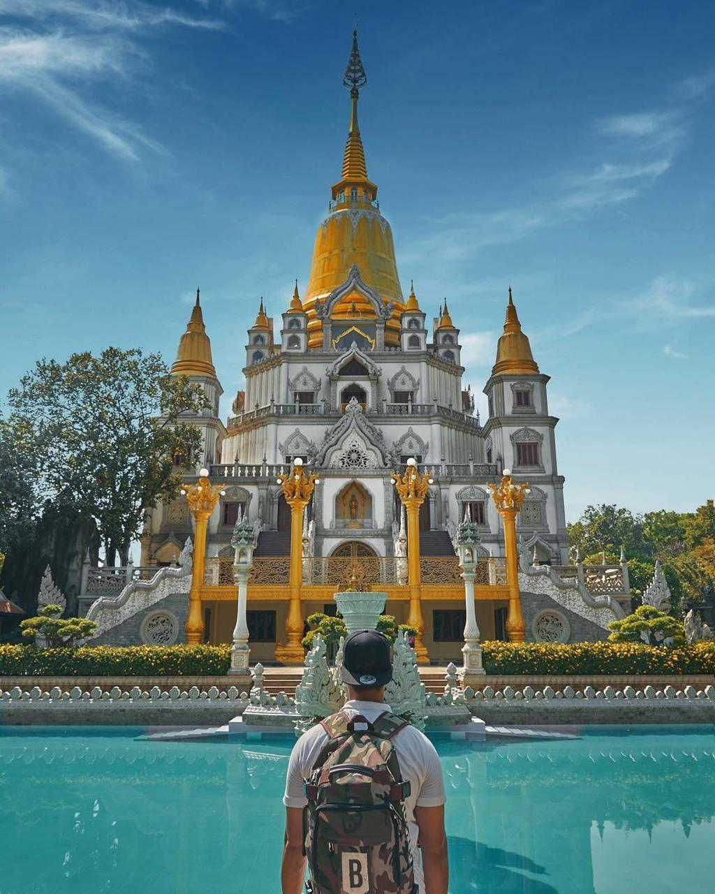 Bửu Long và 5 ngôi chùa nổi tiếng linh thiêng khu vực phía nam Ảnh 1