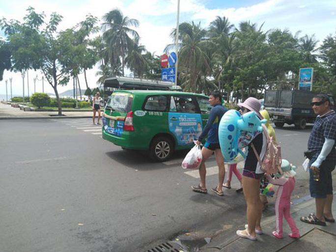Nha Trang hạn chế ôtô, giữ môi trường du lịch Ảnh 1