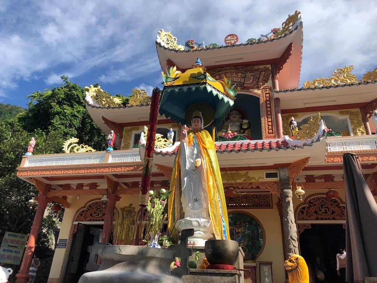 'Lễ vía Bà Linh Sơn Thánh Mẫu núi Bà Đen' là Di sản văn hóa phi vật thể quốc gia Ảnh 4