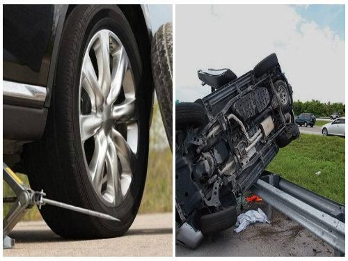 Khi nắng nóng không nên bỏ qua dấu hiệu này từ lốp xe bởi rất dễ gặp tai nạn Ảnh 1