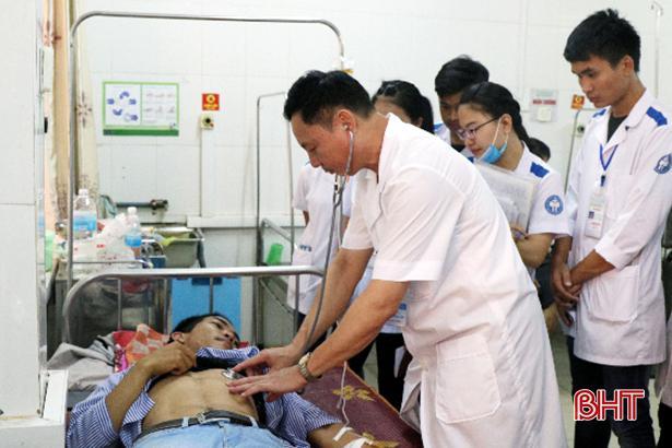 Hà Tĩnh tăng cường phòng, chống bệnh sốt xuất huyết Ảnh 1