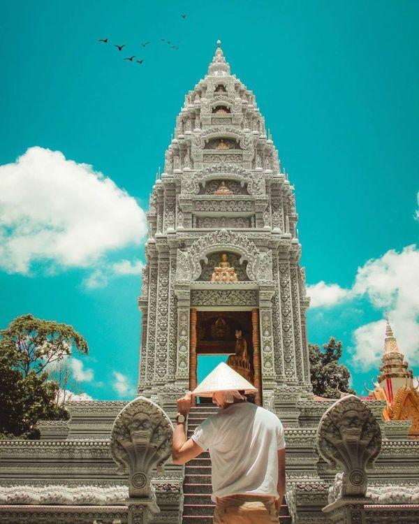 Nhân dịp Rằm tháng Bảy, hãy ghé thăm 4 ngôi chùa nổi tiếng ở Sóc Trăng đang được giới trẻ yêu thích Ảnh 19