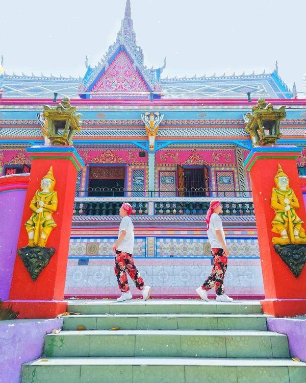 Nhân dịp Rằm tháng Bảy, hãy ghé thăm 4 ngôi chùa nổi tiếng ở Sóc Trăng đang được giới trẻ yêu thích Ảnh 7