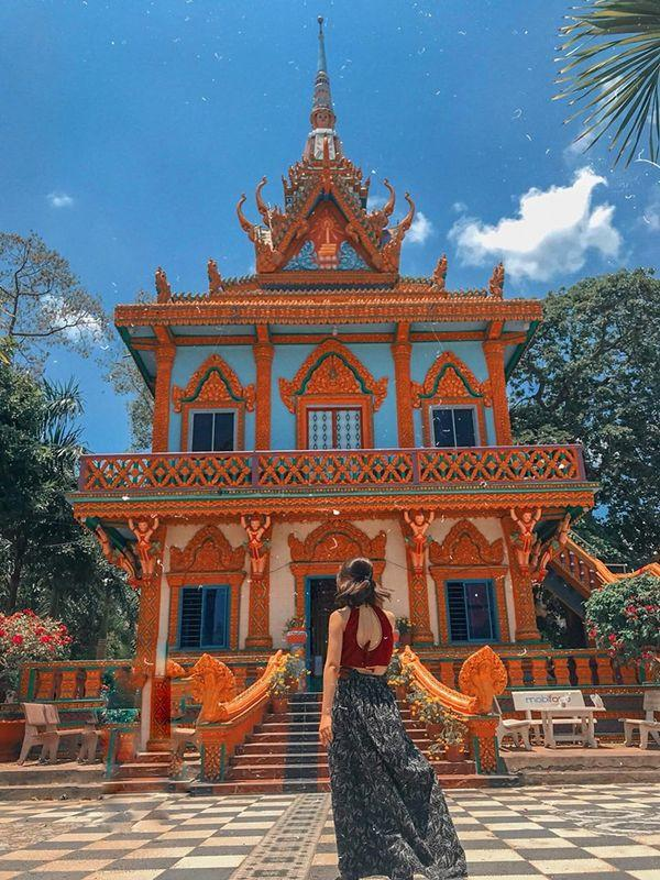 Nhân dịp Rằm tháng Bảy, hãy ghé thăm 4 ngôi chùa nổi tiếng ở Sóc Trăng đang được giới trẻ yêu thích Ảnh 10