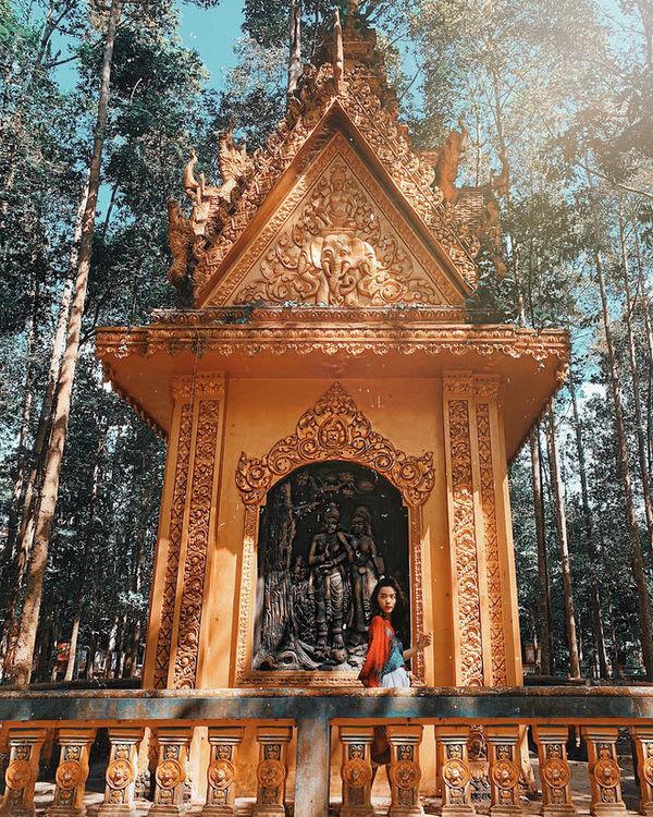 Nhân dịp Rằm tháng Bảy, hãy ghé thăm 4 ngôi chùa nổi tiếng ở Sóc Trăng đang được giới trẻ yêu thích Ảnh 2