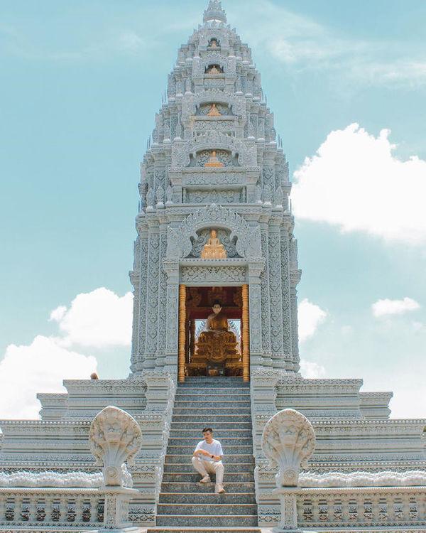 Nhân dịp Rằm tháng Bảy, hãy ghé thăm 4 ngôi chùa nổi tiếng ở Sóc Trăng đang được giới trẻ yêu thích Ảnh 17