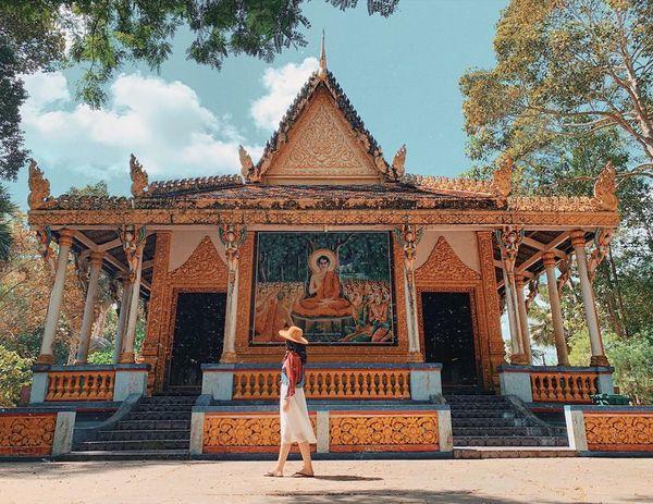 Nhân dịp Rằm tháng Bảy, hãy ghé thăm 4 ngôi chùa nổi tiếng ở Sóc Trăng đang được giới trẻ yêu thích Ảnh 3
