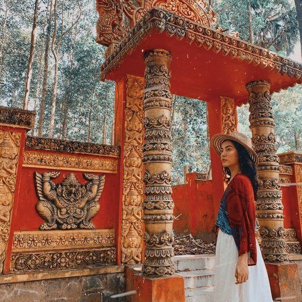 Nhân dịp Rằm tháng Bảy, hãy ghé thăm 4 ngôi chùa nổi tiếng ở Sóc Trăng đang được giới trẻ yêu thích Ảnh 1
