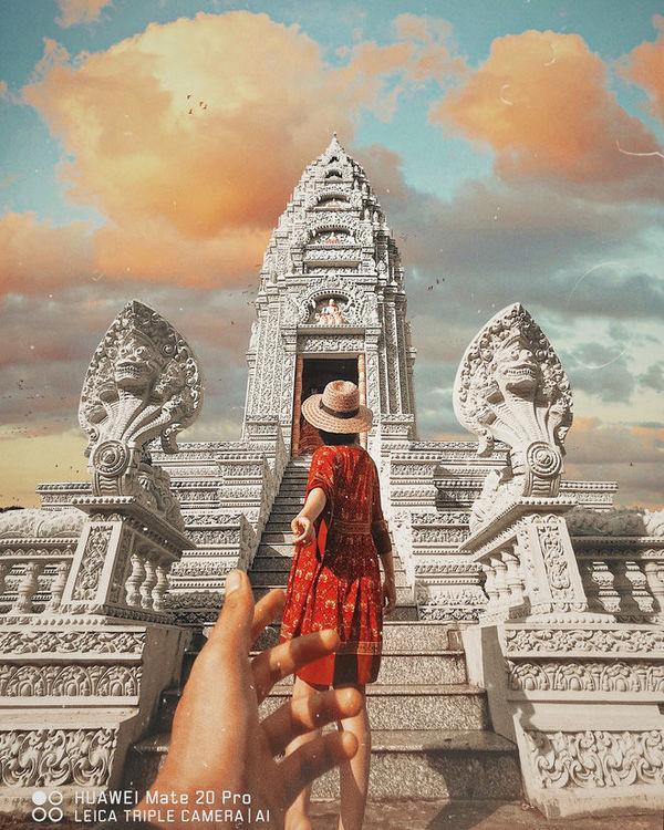 Nhân dịp Rằm tháng Bảy, hãy ghé thăm 4 ngôi chùa nổi tiếng ở Sóc Trăng đang được giới trẻ yêu thích Ảnh 20
