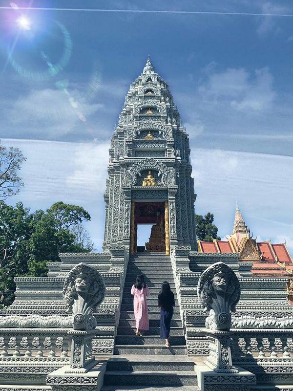 Nhân dịp Rằm tháng Bảy, hãy ghé thăm 4 ngôi chùa nổi tiếng ở Sóc Trăng đang được giới trẻ yêu thích Ảnh 13