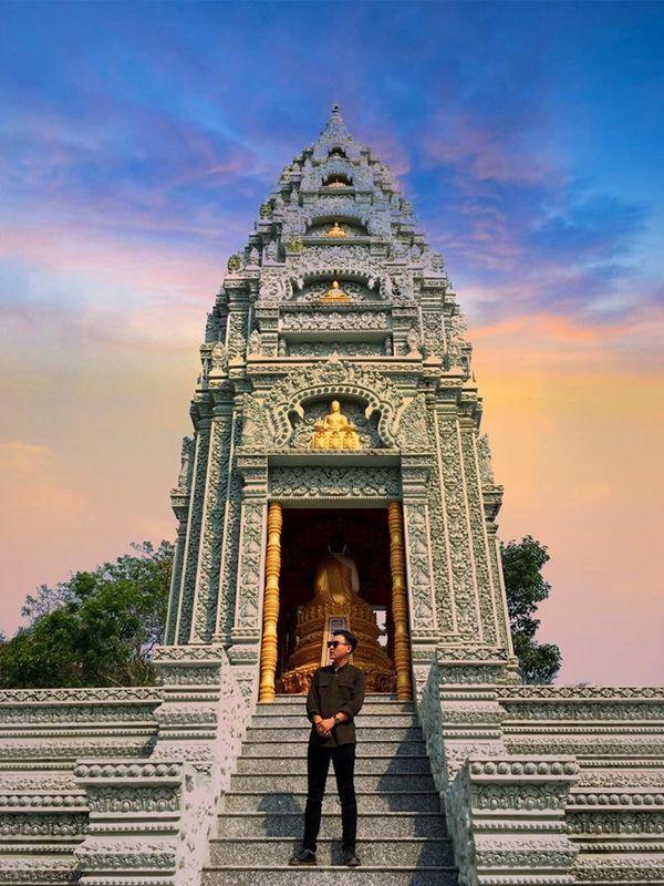 Nhân dịp Rằm tháng Bảy, hãy ghé thăm 4 ngôi chùa nổi tiếng ở Sóc Trăng đang được giới trẻ yêu thích Ảnh 16