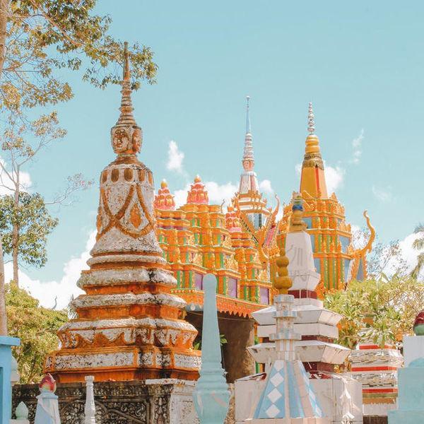 Nhân dịp Rằm tháng Bảy, hãy ghé thăm 4 ngôi chùa nổi tiếng ở Sóc Trăng đang được giới trẻ yêu thích Ảnh 9