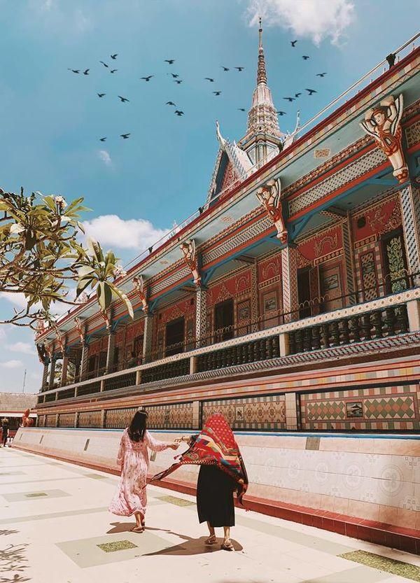 Nhân dịp Rằm tháng Bảy, hãy ghé thăm 4 ngôi chùa nổi tiếng ở Sóc Trăng đang được giới trẻ yêu thích Ảnh 12