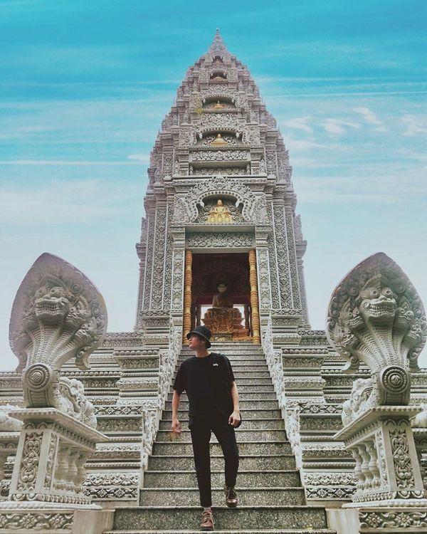 Nhân dịp Rằm tháng Bảy, hãy ghé thăm 4 ngôi chùa nổi tiếng ở Sóc Trăng đang được giới trẻ yêu thích Ảnh 18