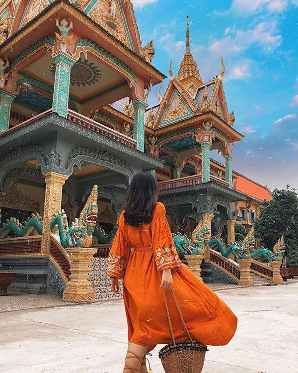 Nhân dịp Rằm tháng Bảy, hãy ghé thăm 4 ngôi chùa nổi tiếng ở Sóc Trăng đang được giới trẻ yêu thích Ảnh 15