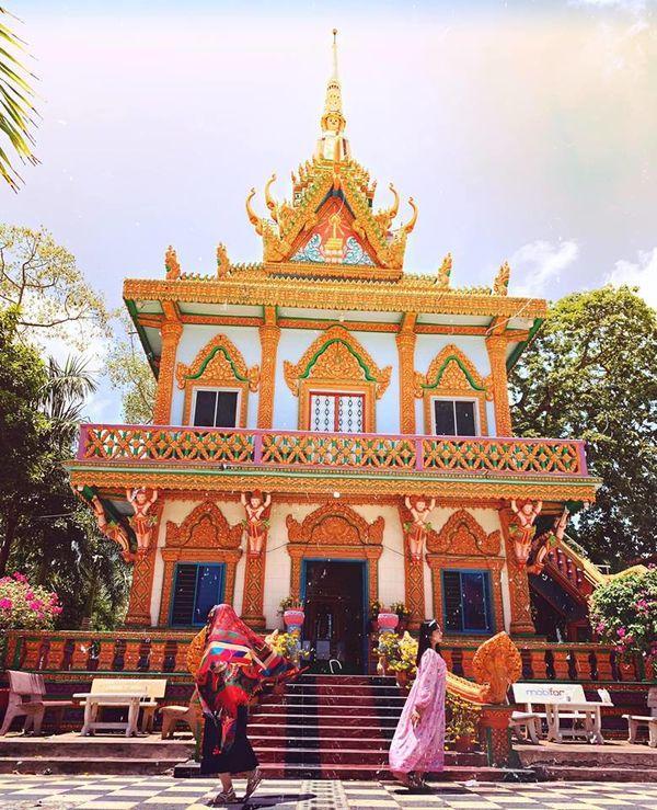 Nhân dịp Rằm tháng Bảy, hãy ghé thăm 4 ngôi chùa nổi tiếng ở Sóc Trăng đang được giới trẻ yêu thích Ảnh 5