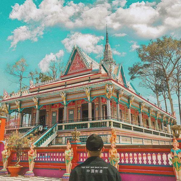 Nhân dịp Rằm tháng Bảy, hãy ghé thăm 4 ngôi chùa nổi tiếng ở Sóc Trăng đang được giới trẻ yêu thích Ảnh 4