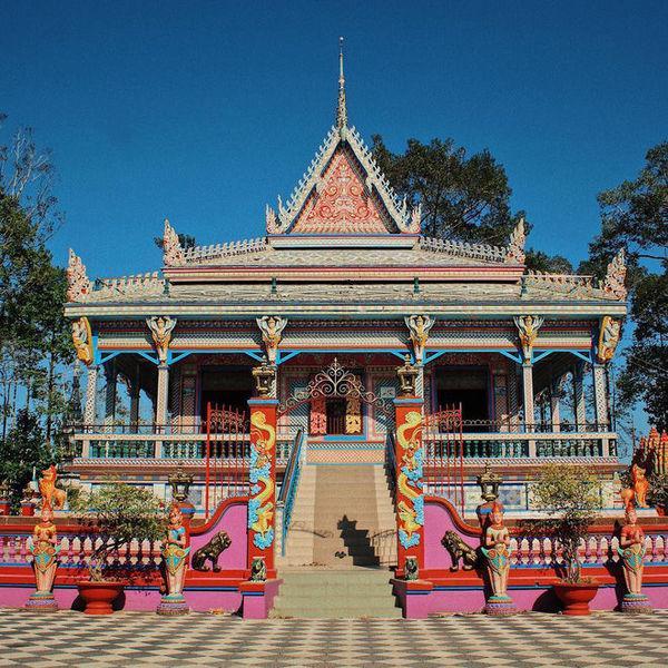 Nhân dịp Rằm tháng Bảy, hãy ghé thăm 4 ngôi chùa nổi tiếng ở Sóc Trăng đang được giới trẻ yêu thích Ảnh 6