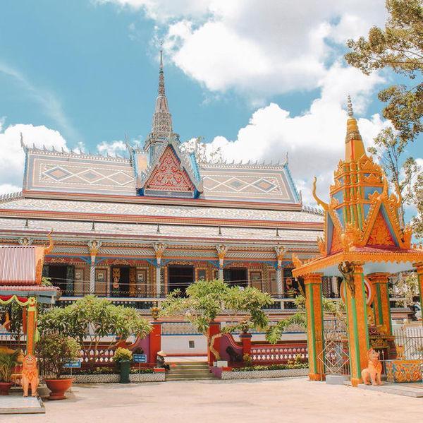 Nhân dịp Rằm tháng Bảy, hãy ghé thăm 4 ngôi chùa nổi tiếng ở Sóc Trăng đang được giới trẻ yêu thích Ảnh 8