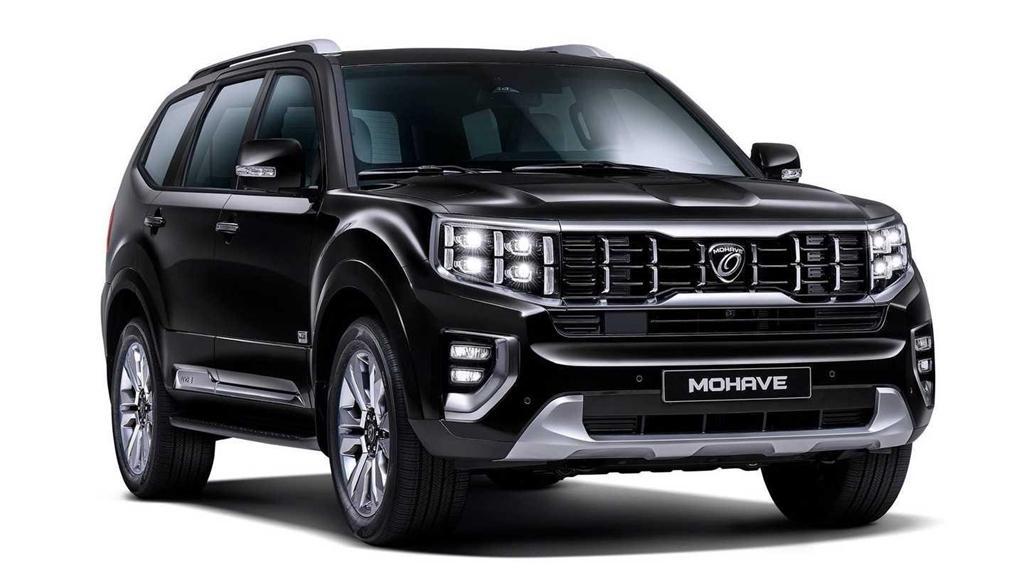 KIA công bố ảnh SUV cỡ lớn Mohave 2020 Ảnh 1