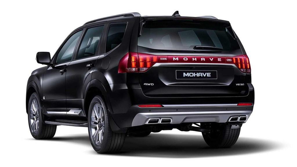 KIA công bố ảnh SUV cỡ lớn Mohave 2020 Ảnh 2