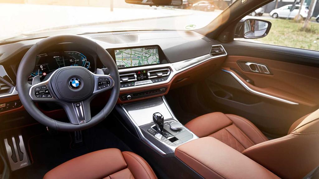 BMW 330e 2020 thêm tính năng, tăng tốc như xe đua Ảnh 4