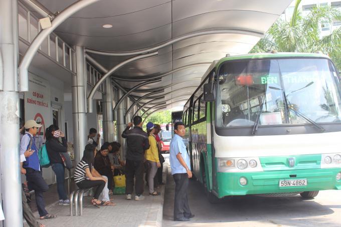 TP.HCM đưa vào hoạt động tuyến xe buýt số 69 Ảnh 1