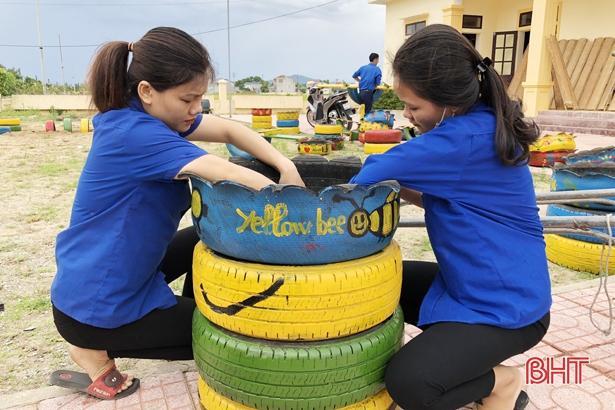 Tuổi trẻ Hà Tĩnh hành động hưởng ứng kỷ niệm 20 năm 'Chiến dịch thanh niên tình nguyện hè' Ảnh 1