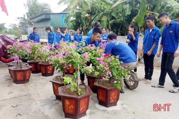 Tuổi trẻ Hà Tĩnh hành động hưởng ứng kỷ niệm 20 năm 'Chiến dịch thanh niên tình nguyện hè' Ảnh 10