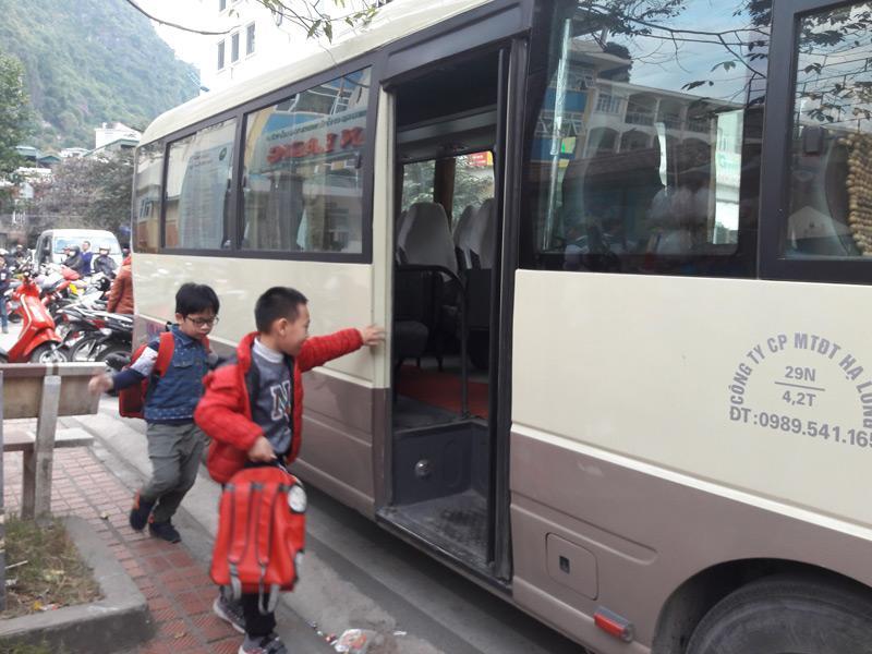 Quảng Ninh: Rà soát xe ô tô đưa đón học sinh Ảnh 1