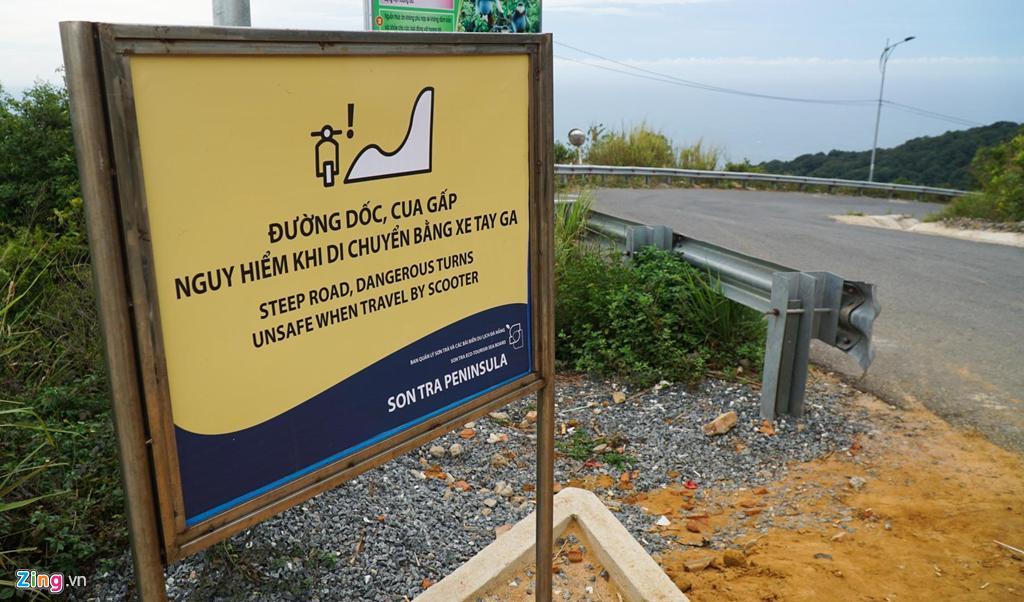 Làm thế nào để vượt 'cua tử thần' ở núi Sơn Trà an toàn bằng xe máy? Ảnh 1