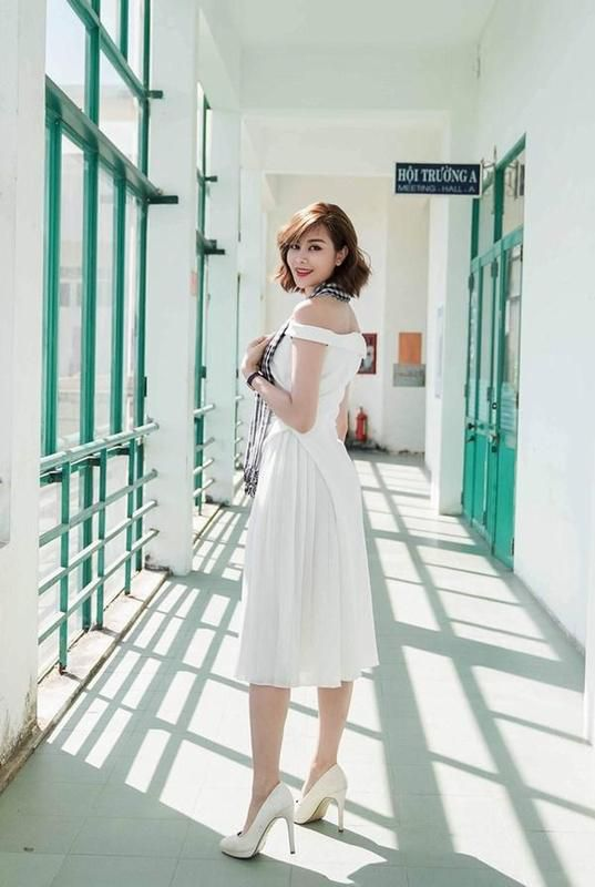 Hoa hậu điện ảnh Sella Trương mê kinh doanh, thích diễn xuất Ảnh 2
