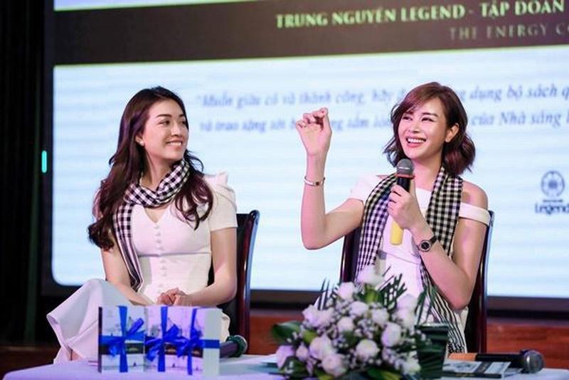 Hoa hậu điện ảnh Sella Trương mê kinh doanh, thích diễn xuất Ảnh 5