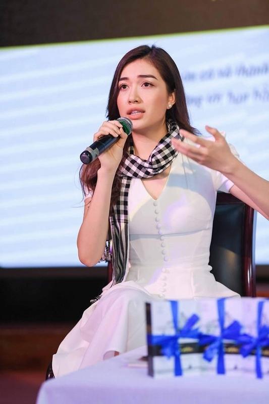 Hoa hậu điện ảnh Sella Trương mê kinh doanh, thích diễn xuất Ảnh 4