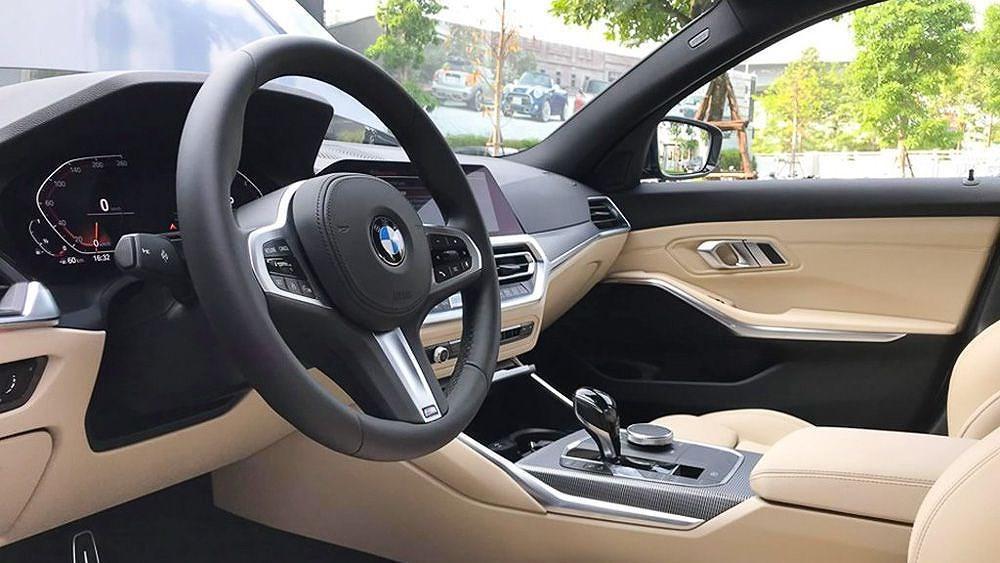 Cận cảnh BMW 330i M Sport giá 2,379 tỷ đồng sắp ra mắt tại Việt Nam Ảnh 8