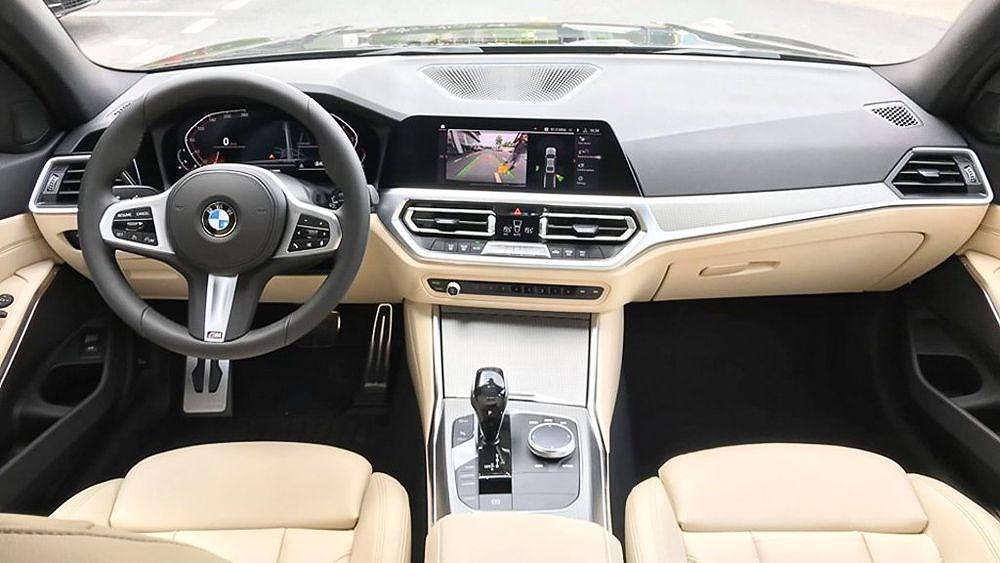 Cận cảnh BMW 330i M Sport giá 2,379 tỷ đồng sắp ra mắt tại Việt Nam Ảnh 10