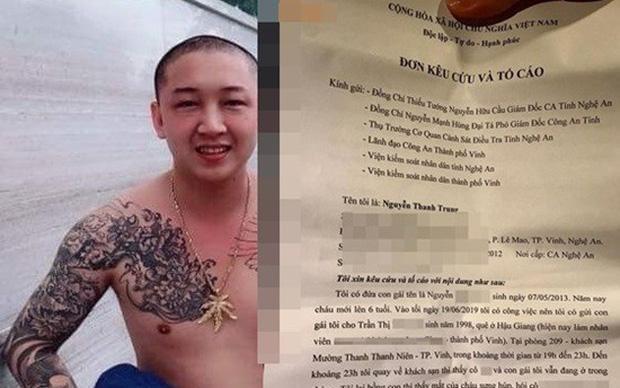 Vụ bé gái nghi bị xâm hại tình dục ở Nghệ An: Người bố bị bắt, bé gái không bị xâm hại Ảnh 2