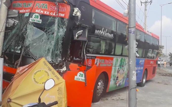 Ớn lạnh với hàng loạt vụ tai nạn xe khách Phương Trang Ảnh 5