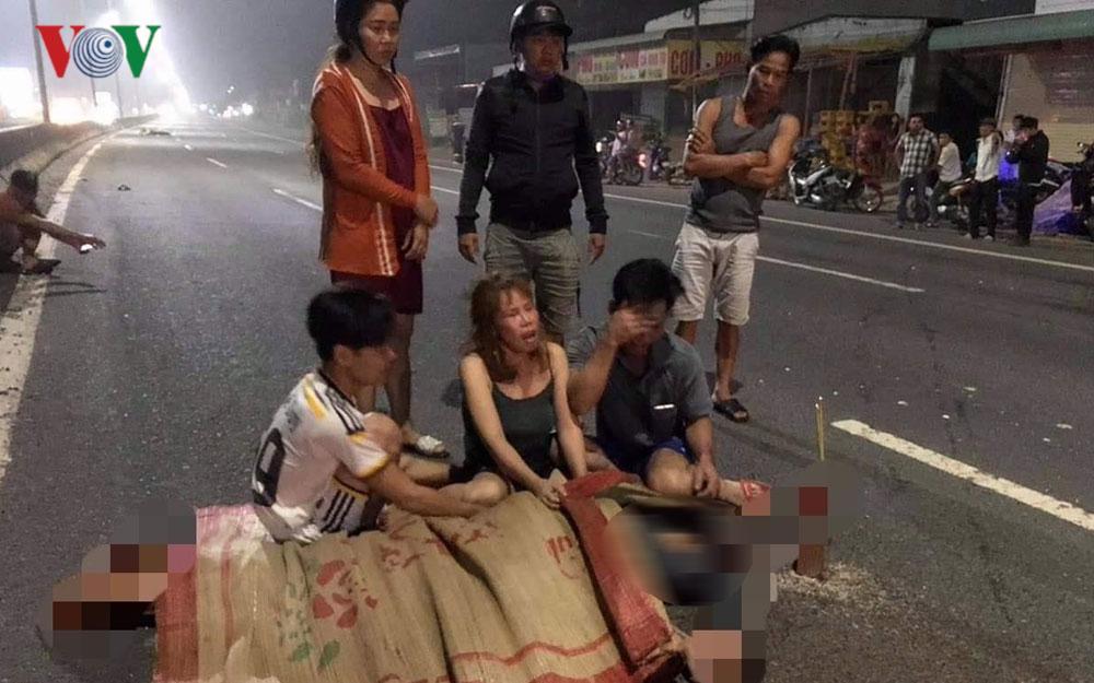 Một đêm Đồng Nai có 3 vụ tai nạn giao thông, 3 người tử vong Ảnh 1