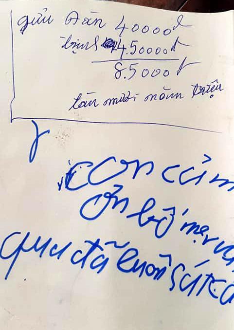 Những bút tích cuối cùng của một bệnh nhân nhi và lời tâm sự của một bác sĩ chuyên khoa Chấn thương - Chỉnh hình Ảnh 5