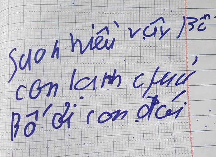 Những bút tích cuối cùng của một bệnh nhân nhi và lời tâm sự của một bác sĩ chuyên khoa Chấn thương - Chỉnh hình Ảnh 6