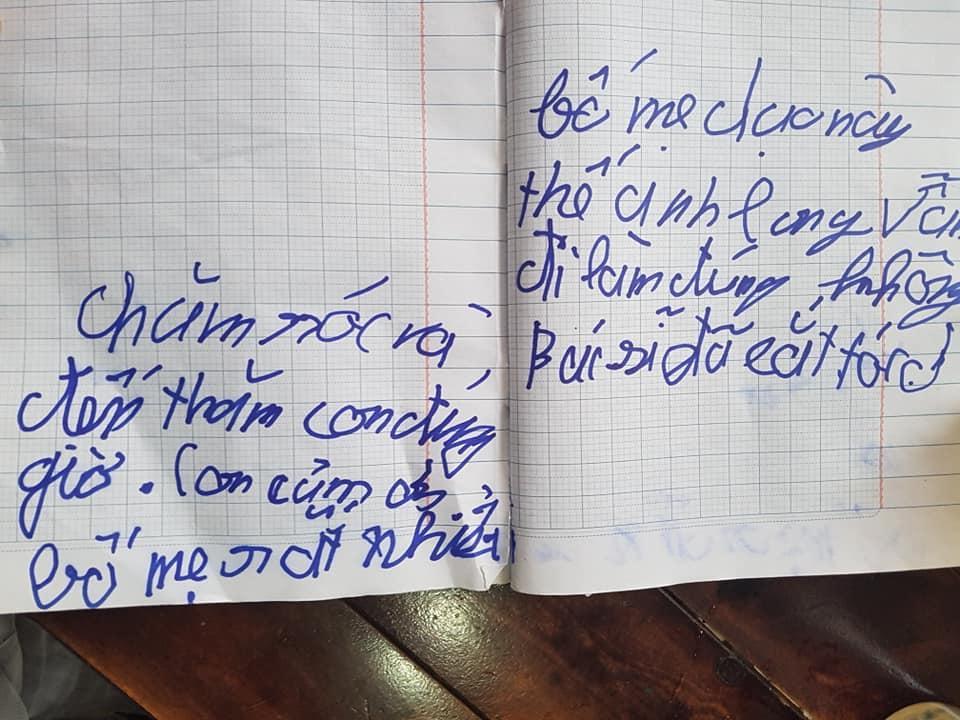 Những bút tích cuối cùng của một bệnh nhân nhi và lời tâm sự của một bác sĩ chuyên khoa Chấn thương - Chỉnh hình Ảnh 1