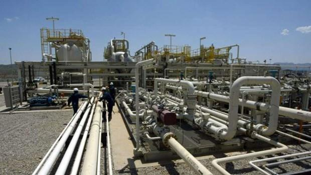 Khánh thành đường ống dẫn dầu xuyên biên giới đầu tiên của Nam Á Ảnh 1