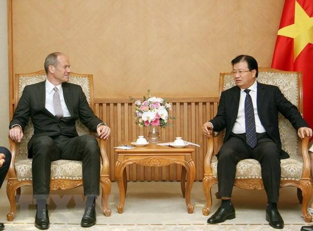 Khuyến khích doanh nghiệp Vương quốc Anh mở rộng đầu tư tại Việt Nam Ảnh 1