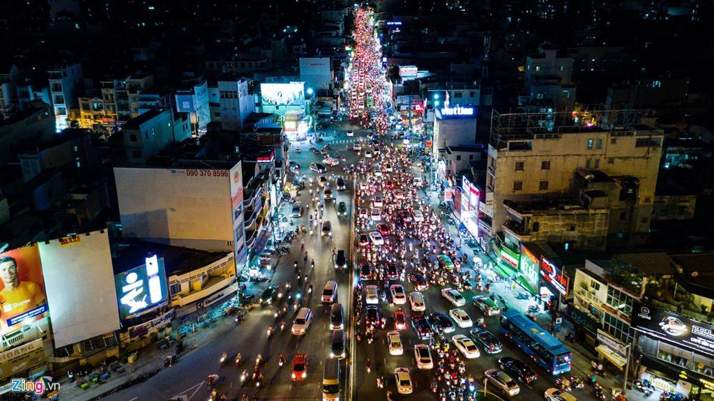Con đường kẹt triền miên gần 20 năm ở phía đông Sài Gòn Ảnh 3